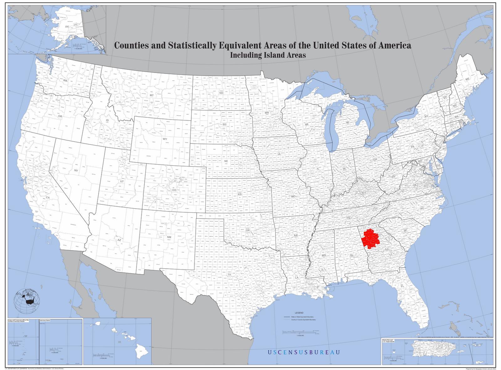 Karte Anzeigen.Atlanta Karte Der Usa Atlanta Auf Der Us Landkarte Vereinigte